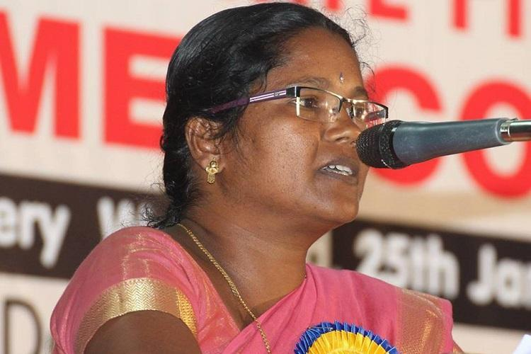 Why couldnt we be protected Dalit activist Ammini turned away from Sabarimala