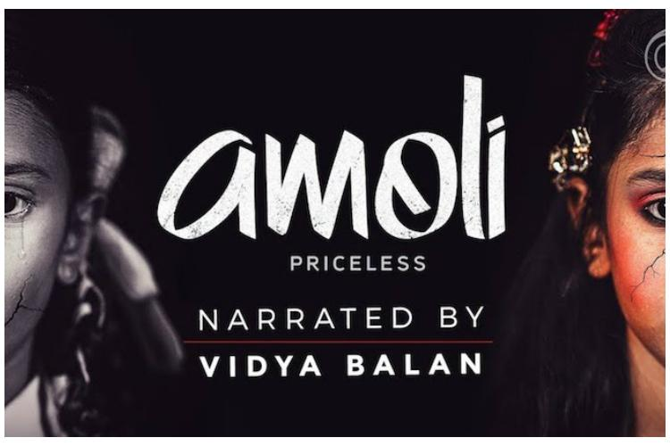 Amoli Priceless - A film that captures the magnitude of child trafficking in India