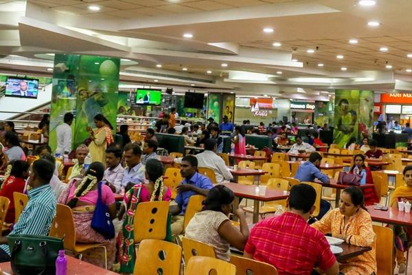 Ugly face of power Ampa Mall eateries sealed not due to health concerns but enraged official