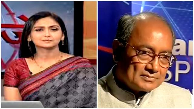 I have married Digvijaya Singh for love Amrita Rai on marriage and the traumatic past year