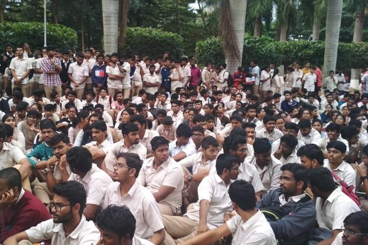 Apathy and simmering anger Events that led to Amrita college student Harshas death