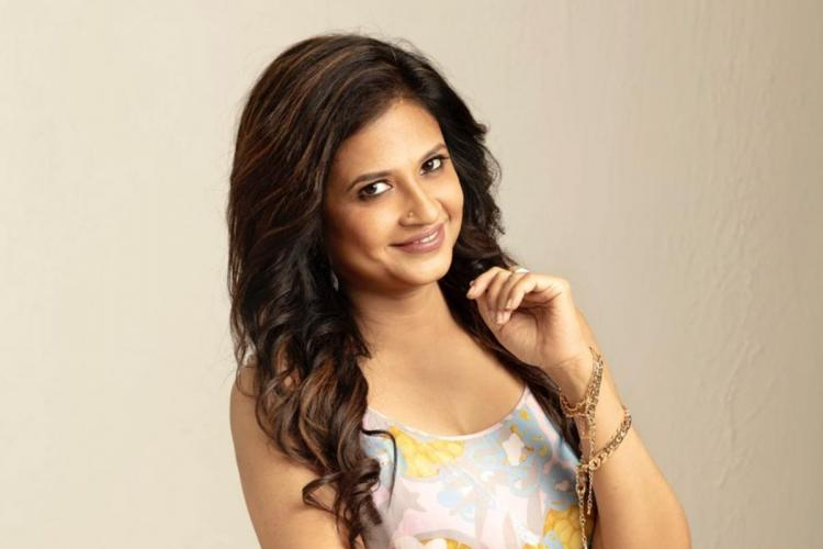 Image of celebrity stylist and costume designer Amritha Ram