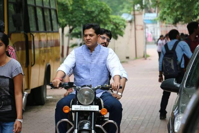 Big victory for Vyapam scam whistle blower Anand Rai MP govt retracts on transfer