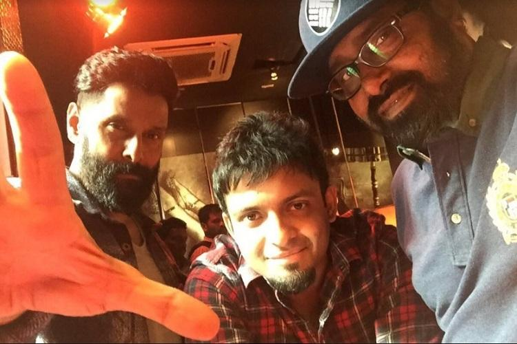 Directing Irumugan Anand Shankar speaks out on action Love and Chiyaan Vikram