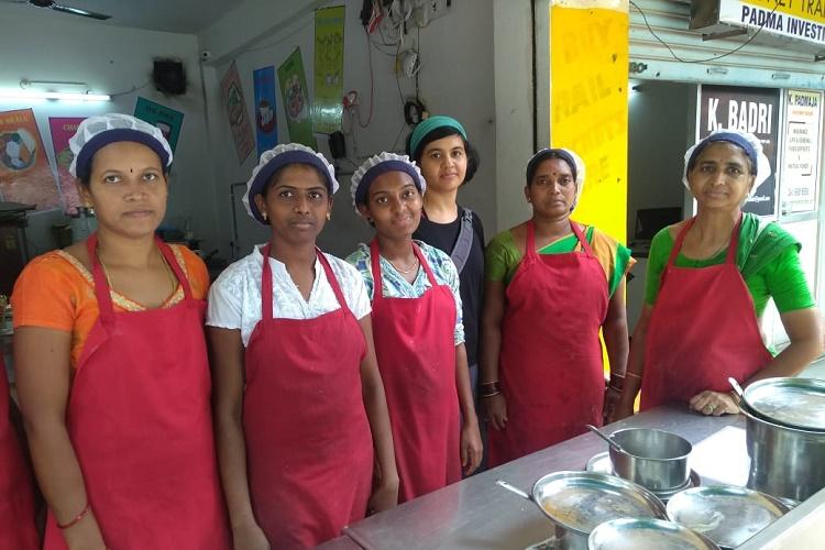 Girl power Meet the staff of Anand Bhawan Hyds all-women eatery