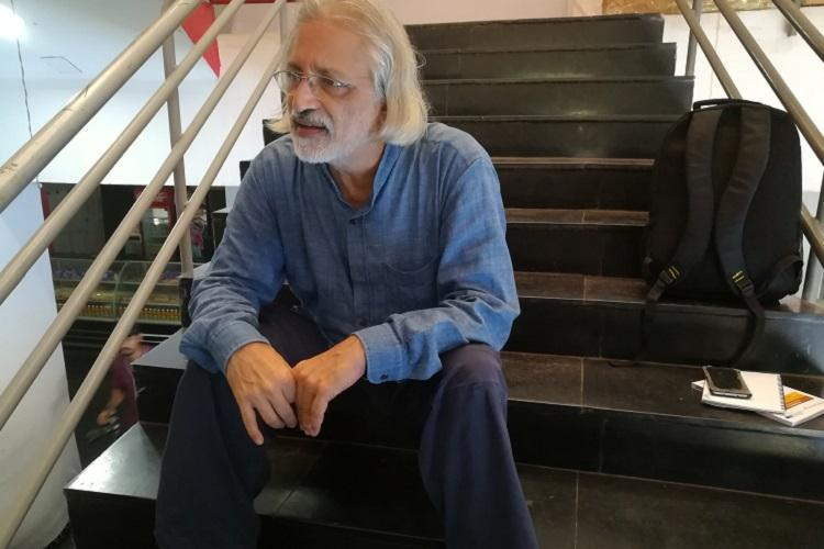 In conversation with Anand Patwardhan the accidental documentary filmmaker