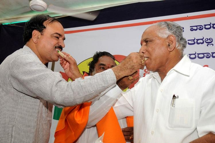 Trouble for BS Yeddyurappa, HN Ananth Kumar in CD row