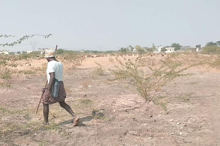 How years of relentless drought has forced farmers in Anantapur to migrate for survival