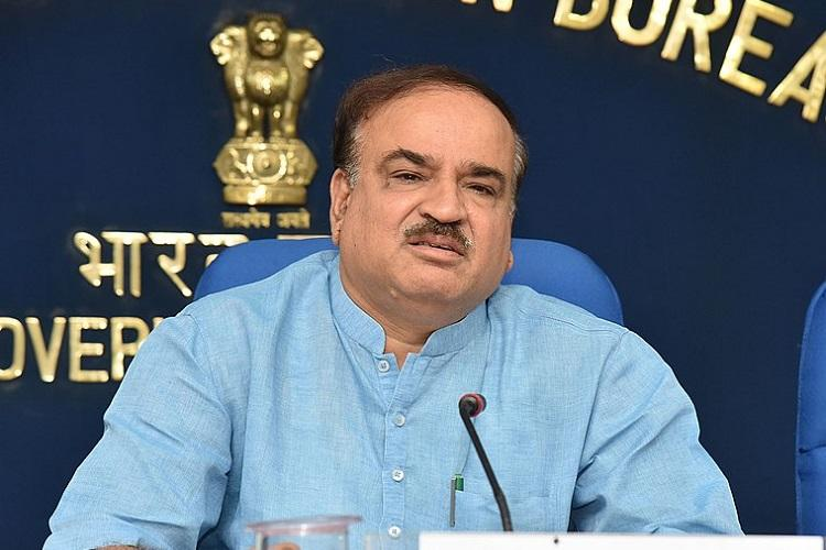 Irreparable loss for the country Condolences pour in following death of Union Minister Ananth Kumar