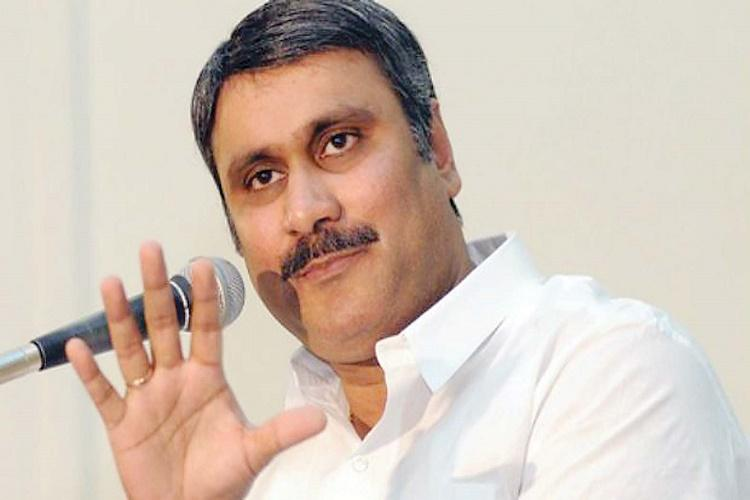 PMK leader Anbumani Ramadoss admitted in Bengaluru hospital with chest pain