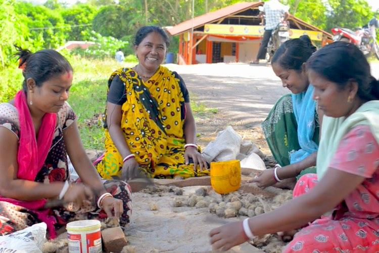 Watch How women in Andamans help the arecanut industry in the islands