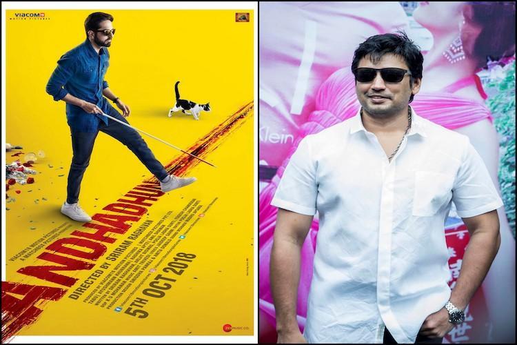 Not Dhanush Prashant will star in Andhadhun Tamil remake
