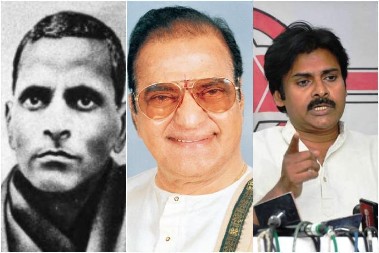 From Potti Sriramulu and NTR to Pawan Kalyan the politics of self-respect in Andhra Pradesh