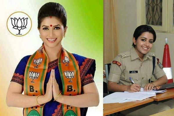 Hot MLAs and sexy officers can we please get over sexist obsessions