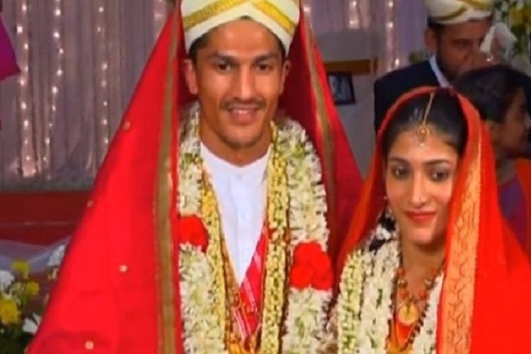 In pics Shuttler Ashwini Ponnappa weds businessman Karan Medappa in Kodagu