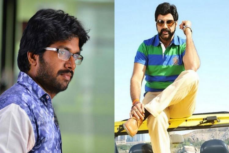 Anil Ravipudi to direct Balayya