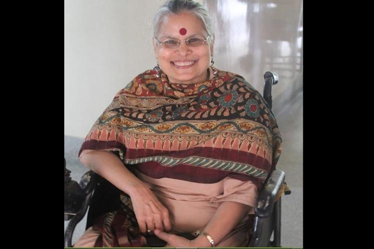 I was howling and crawling Air India is lying disability activists account of AIs insensitivity