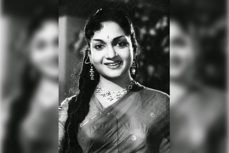 Remembering actor-producer Anjali Devi a stalwart of south Indian films