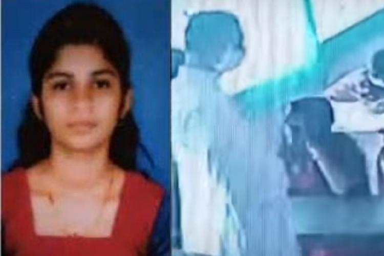 Kerala college students body found in river kin wants probe against college