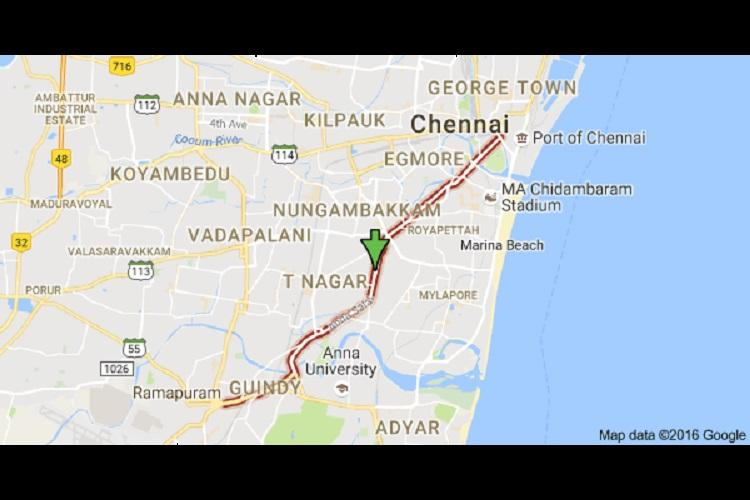 Water tanker runs over and kills three women college students in Chennai
