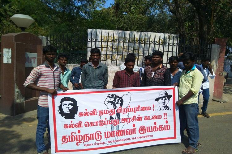 Govt orders free education for Dalit students but this TN college is still charging them fees