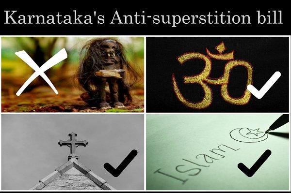 Cabinet divided on Ktaka anti-superstition bill deferred for fourth time