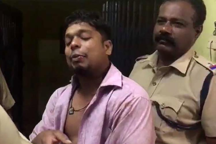 Pregnant woman allegedly kicked in the stomach by Kerala CPI M man and friends