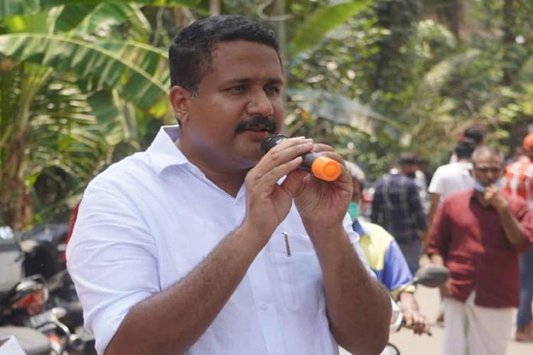 Video LDF candidate Antony Johns campaign vehicle stormed allegedly by UDF men