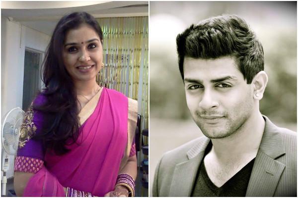 Kannada actors Anu Prabhakar and Raghu Mukherjee tie the knot