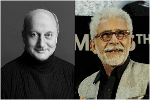 Naseers alleged attack on Anupam Kher over Kashmiri Pandits issue rakes up controversy
