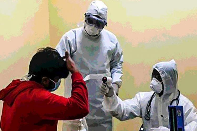 COVID19 screening at laboratory