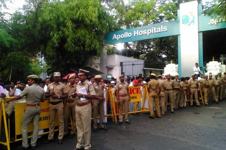 Jayalalithaas Apollo stint How AIADMK leaders changed their stand in the last few months