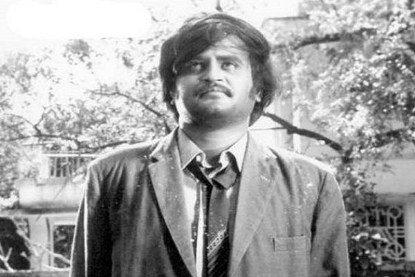 Rajnikanths debut 41 years ago today