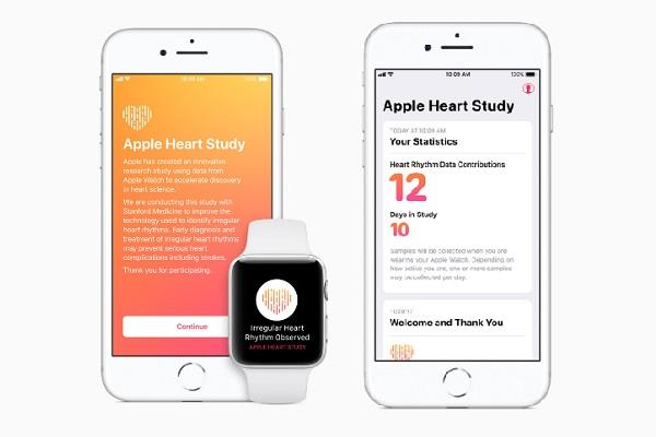 Apple rolls out Heart Survey to Apple Watch users to study irregular heart rhythms