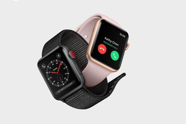 Apple launches Watch Series 3 with built-in cellular and 70 faster dual-core processor