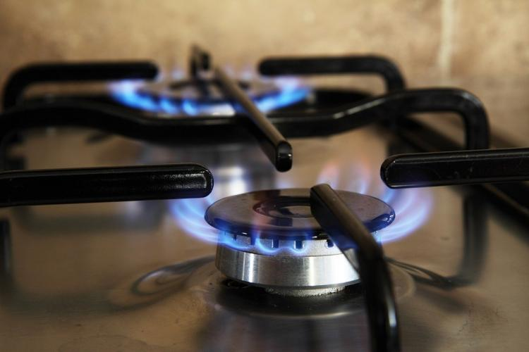 cooking gas available through methane in a well