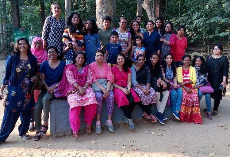 A traveling sisterhood How an all-women tour group in Kerala is aiding wanderlust