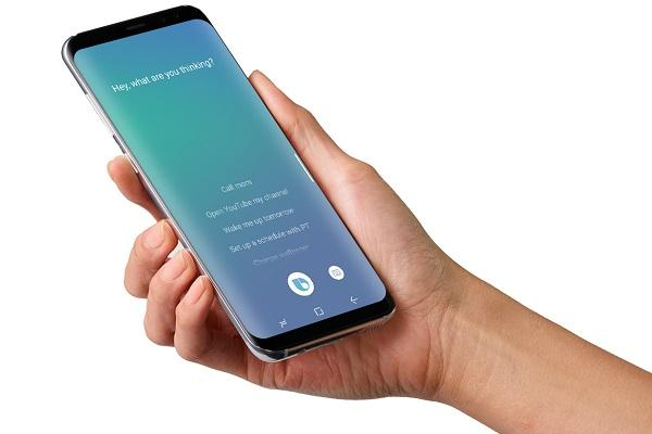 Samsungs Bixby can now talk even if its only Korean for the time being