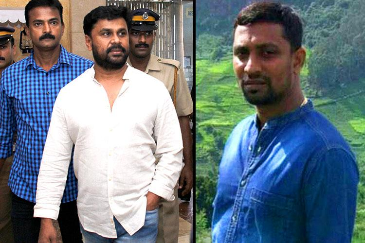 Actor Dileeps driver Appunni files for anticipatory bail denies connection with Pulsar Suni