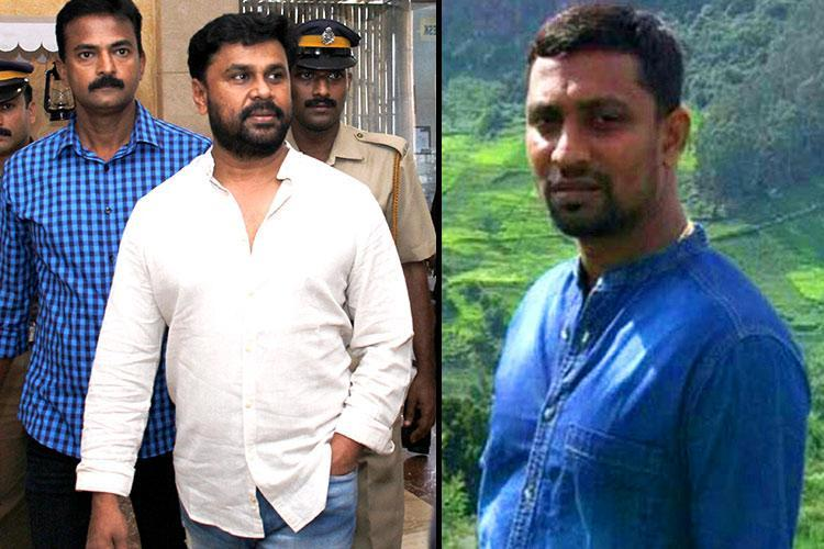 Malayalam actor assault case Dileeps driver Appunni surrenders before the police