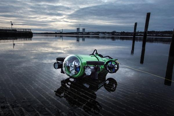 Sydney-based Aquabotix receives order from NASA for its underwater drone