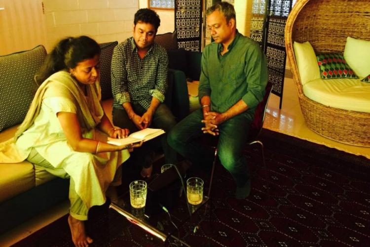 AR Rahman to score music for Dhanushs next film titled Yennai Nokki Paayum Thotta