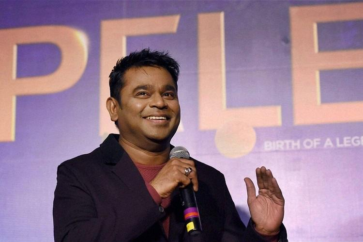 Better directors than me to make another Baahubali AR Rahman on directorial debut