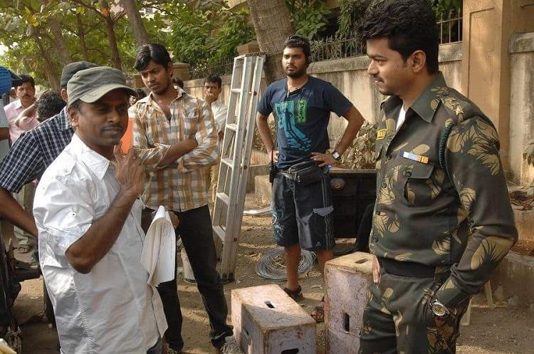 I become the viewer while directing says AR Murugadoss