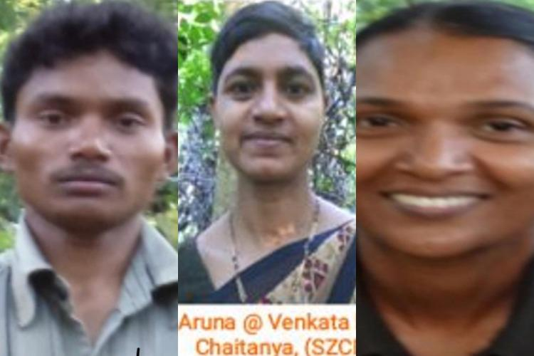 Araku murders Andhra police releases pictures of 3 Naxals allegedly behind attack