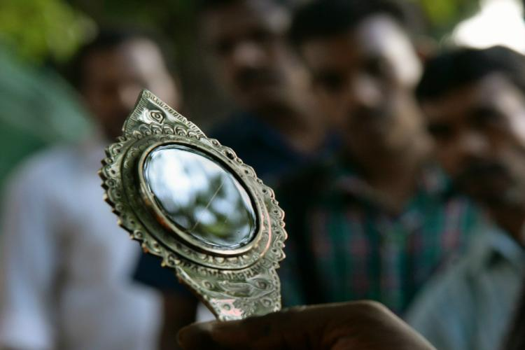Mirrors of Aranmula How artisans of Kerala are fighting hard to keep a tradition alive