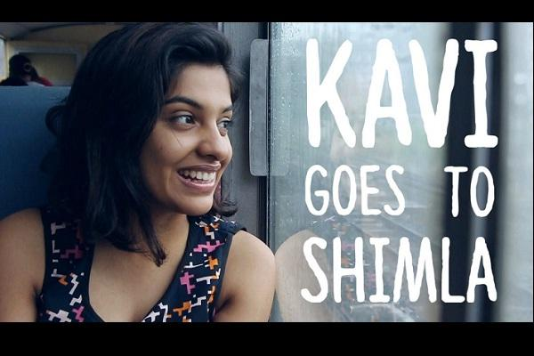Video On a virtual tour with Malayalam actor Archana Kavi to Shimla