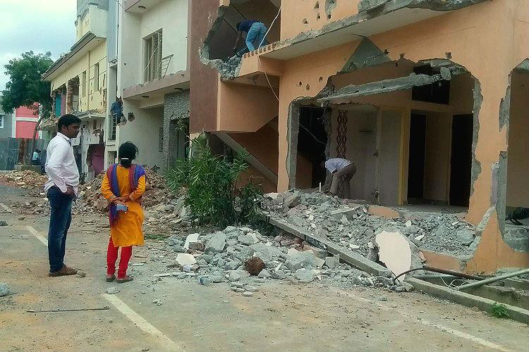 Bengaluru demolition drive Govt may soon compensate affected house owners
