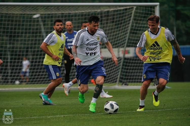 Preview Argentina start World Cup campaign against debutants Iceland