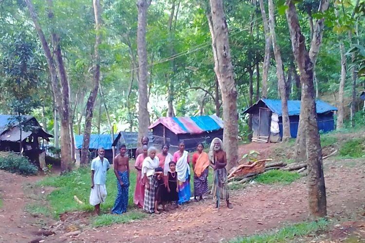 Keralas Arippa land agitation turns 7 Dalits and Adivasis protest outside Secretariat